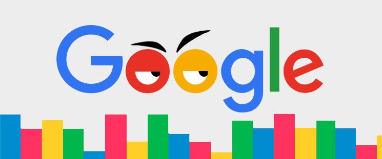 فاکتور های اصلی گوگل در رتبه بندی سایت